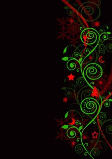 Free Christmas Abstraction Stock Images - 7936284