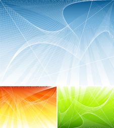 Free Striped Web Background Royalty Free Stock Images - 7936659