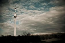 Free Donau Tower Stock Photography - 7937142