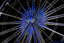 Free Ferris Wheel Royalty Free Stock Image - 7937376