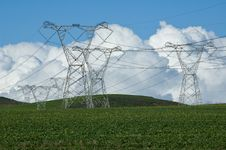 Free Electricity 001 Stock Images - 7938064