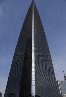 Free Shanghai Global Financial Hub Royalty Free Stock Images - 7938779