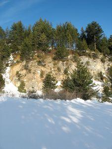 Free Mountain Landscape Stock Image - 7939041