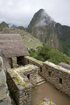 Free Machu Picchu Royalty Free Stock Images - 7939069