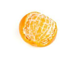 Free Tangerine Stock Image - 7939081