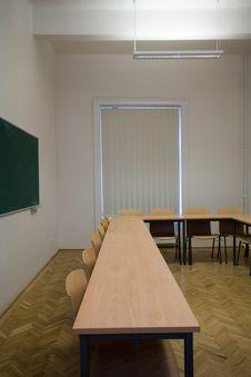 Free Empty Classroom Stock Image - 7939511