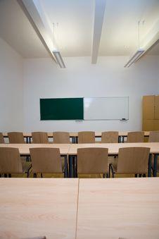 Free Empty Classroom Stock Photography - 7939882