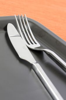 Free Fork And Knife Royalty Free Stock Photo - 7941325