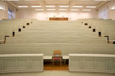 Free Empty Classroom Stock Photo - 7941990