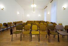 Empty Classroom Stock Image