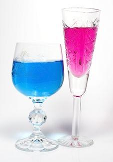 Free Two Wineglass Stock Photo - 7943390