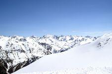 Free Ski Resort Stock Image - 7943601