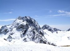 Free Caucasus Mountains Royalty Free Stock Images - 7943979