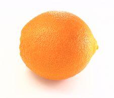 Free Orange Royalty Free Stock Photography - 7944007