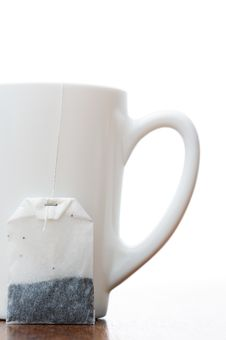 Free Teabag And Teacup Stock Photos - 7944543