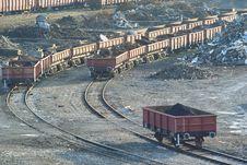 Industrial Railway Stock Photos