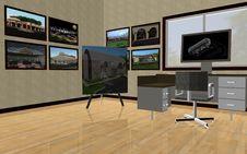 Free Cad Office Stock Photos - 7945413