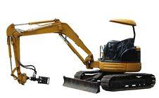 Free Mechanical Digger Stock Photos - 7945523