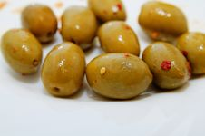 Free Piquant Olives Stock Photo - 7945570