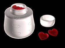 Free Love Pills Stock Image - 7945851