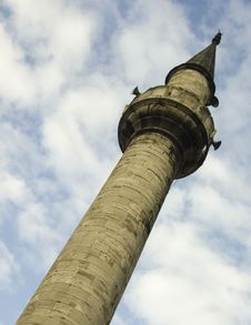 Free Minaret Stock Photo - 7946850