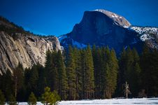 Free Half Dome Royalty Free Stock Photo - 7946865