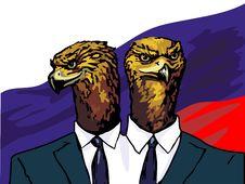Free Double-headed Eagle Stock Photography - 7947712
