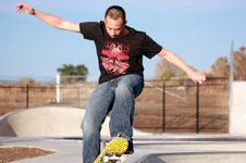 Free Skateboarder Stock Photography - 7947822