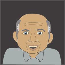 Free Old Man Stock Photos - 7948023