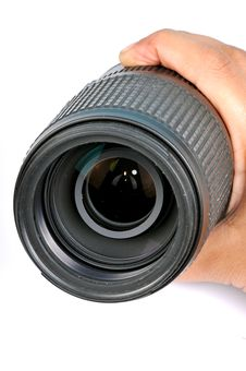 Free Camera Lense Royalty Free Stock Photo - 7948165