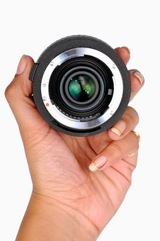 Free Camera Lens Royalty Free Stock Photos - 7948208