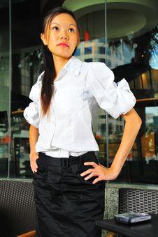 Free Career Modern Woman Royalty Free Stock Photo - 7948365