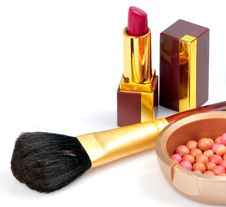 Free Cosmetic Royalty Free Stock Photography - 7948607