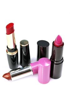 Free Lipsticks Stock Images - 7949214