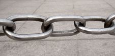 Free Iron Chain Stock Photos - 7949473