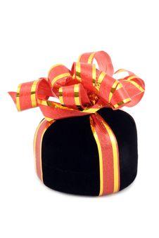 Gift Box. Stock Photos