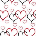 Free Seamless Valentine Background Royalty Free Stock Photography - 7953737