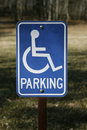 Free Handicap Sign Royalty Free Stock Images - 7959589