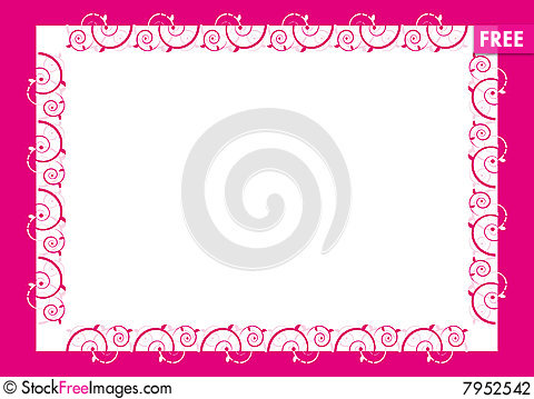 Frame Design, Center Piece (Design Element Frame) - Free Stock ...