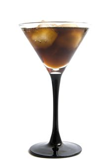 Free Glass With Cola Stock Photography - 7950072