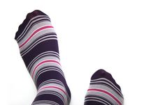 Free Socks Royalty Free Stock Photo - 7952235