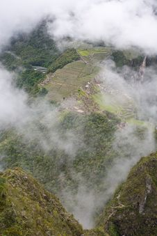 Free Machu Picchu Stock Photos - 7952363