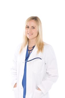 Free Woman Doctor Royalty Free Stock Image - 7952596