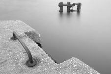 Free Pier Royalty Free Stock Image - 7953116