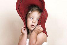 Free Little Girl Stock Photos - 7953303