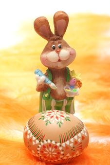 Free Easter Bunny Royalty Free Stock Image - 7953766