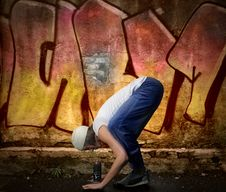 Free Graffiti Royalty Free Stock Images - 7954259