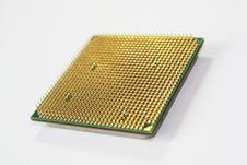 Free Sempron Processor Royalty Free Stock Photos - 7954528
