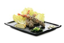 Free Asian Meals Royalty Free Stock Photo - 7955015
