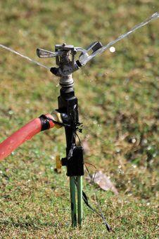 Free Garden Fountain Stock Photography - 7955032